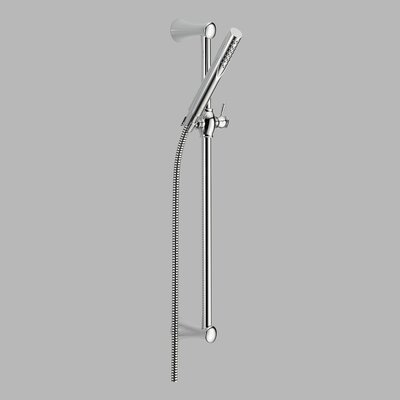 Delta Trinsic Dual Control Slide Bar Handshower in Stainless