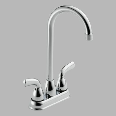 Foundations Double Handle Centerset Bar Prep Faucet