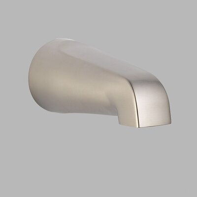 Delta Foundations Wall Mount Windemere Non-Diverter Tub Spout Trim