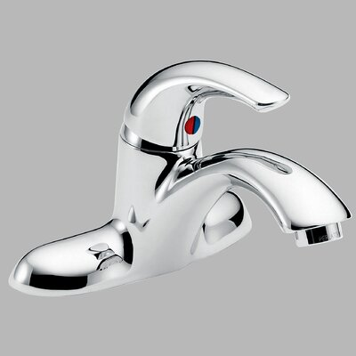 Teck Single Hole Bathroom Faucet with Single Handle - 22C101