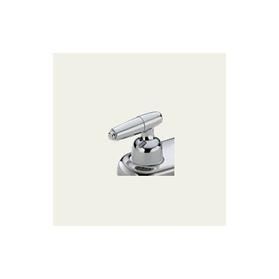 Delta Classic Handle Accents Bathroom Faucet with Finials