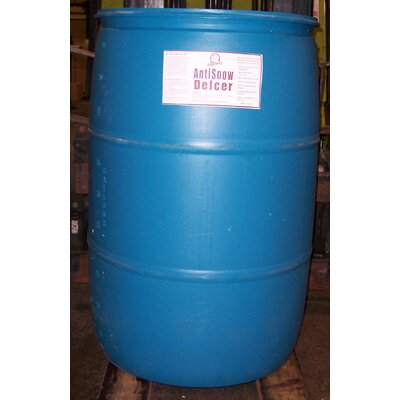 Bare Ground 55 Gallon Drum Deicing / Anti-icing Solution