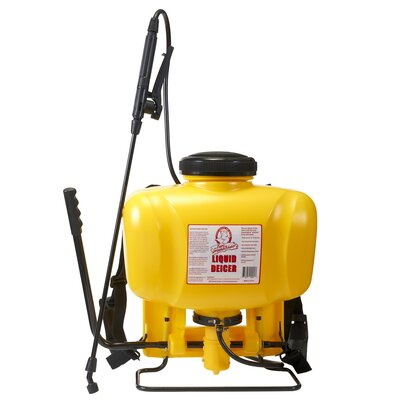 Bare Ground 3 Gallon Backpack Deicing Liquid Solution Sprayer