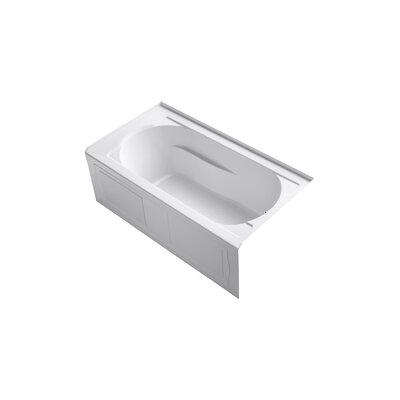 Kohler Archer Integral Apron 60 Quot X 32 Quot Soaking Bathtub