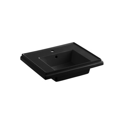 "Kohler Tresham 24"" Lavatory Basin with Single-Hole Drilling"