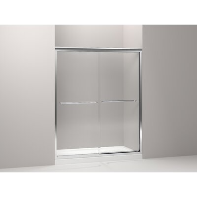 Kohler Fluence Sliding Shower Door