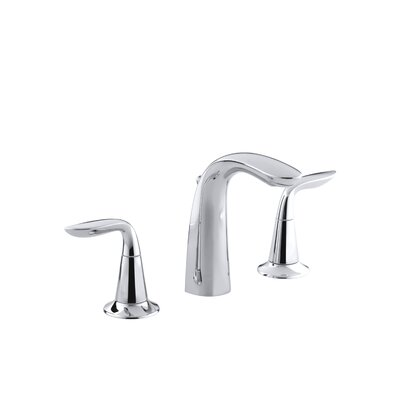 Refinia Widespread Bathroom Faucet with Lever Handles - 5317-4