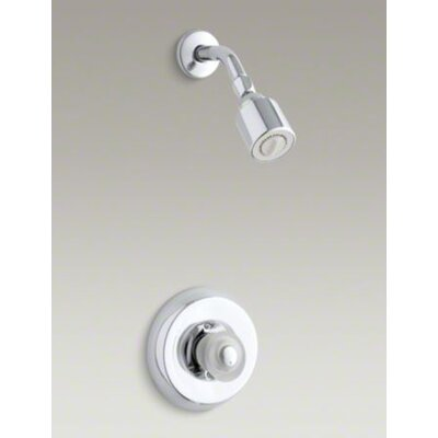 Kohler Coralais Shower Faucet Trim with Sculptured Acrylic Handle