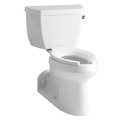 Barrington Pressure Lite, Comfort Height Toilet with Right-Hand Trip Lever