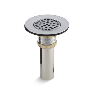 Sink Strainer with Tailpiece