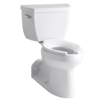 Barrington Pressure Lite, Comfort Height Toilet with Right-Hand Trip Lever & Lock