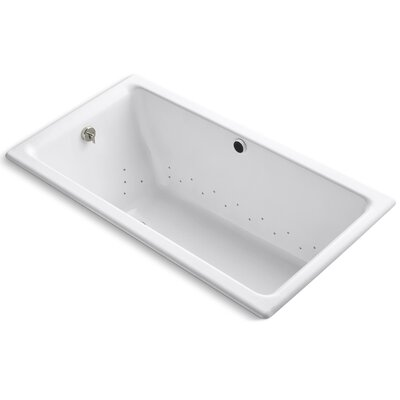 "Kohler Kathryn 66"" X 36"" Drop-In Bubblemassage Air Bath"