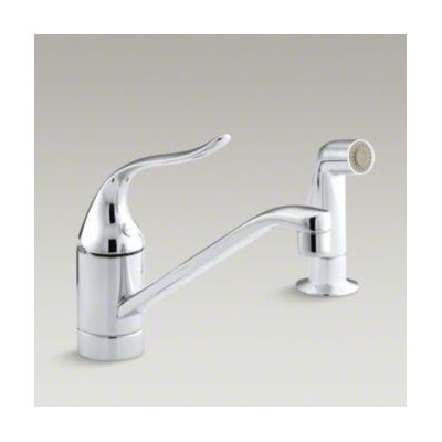 Coralais Single-Control Kitchen Faucet, 8-1/2