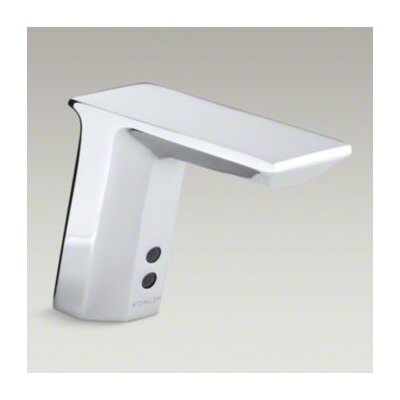 Hybrid Geometric Touchless Deck-Mount Faucet - 7516