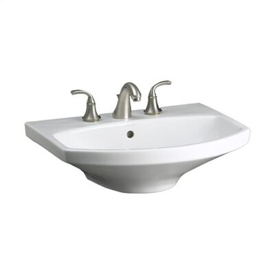 Cimarron Pedestal Bathroom Sink Set - K-2363-8-0