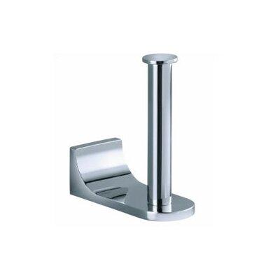 loure vertical toilet tissue holder wayfair. Black Bedroom Furniture Sets. Home Design Ideas
