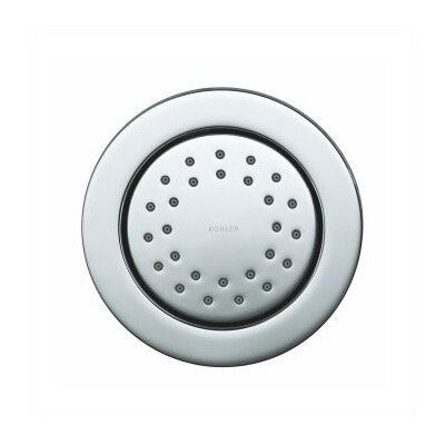 Kohler WaterTile Round 27-Nozzle Body Spray Shower