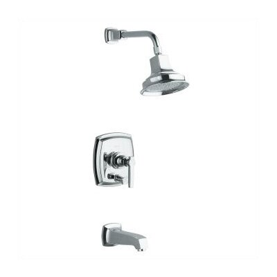 Kohler Margaux Rite-Temp Bath and Shower Faucet Trim with Lever Handle