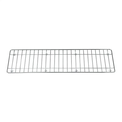 "Kohler Stainless Steel 25"" Wire Basin Rack"