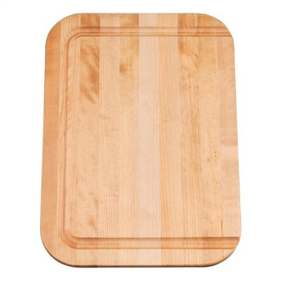 "Kohler Hardwood Cutting Board, Fits 15-3/4"" Front-To-Back Basin"