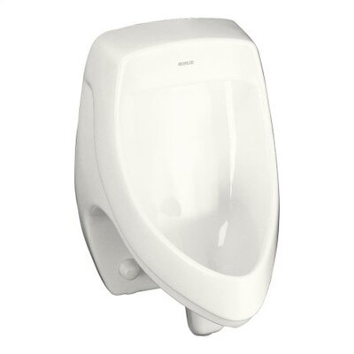 Kohler Dexter Elongated Urinal with Rear Spud