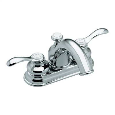 kohler fairfax centerset bathroom sink faucet with lever