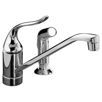 Kohler Coralais Single Handle Single Hole Kitchen Faucet