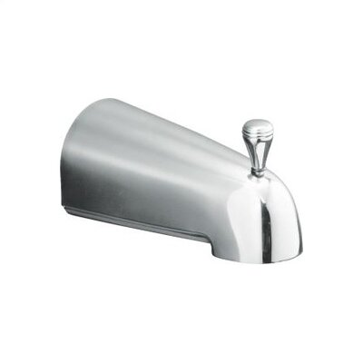 "Kohler Devonshire 4-7/16"" Diverter Bath Spout with Npt Connection"