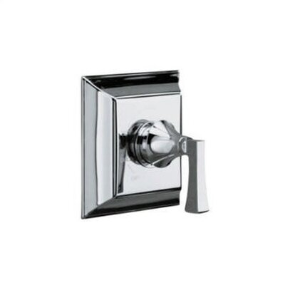 Kohler Memoirs Rite-Temp Pressure-balancing Valve Trim with Stately Design and Deco Handle