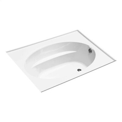 "Kohler Windward 60"" X 42"" Alcove Bath with Integral Tile Flange and Right-Hand Drain"