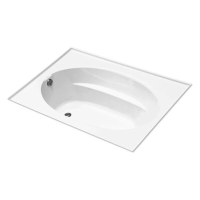 Kohler Windward 6' Bath Tub with Three-Sided Integral Flange