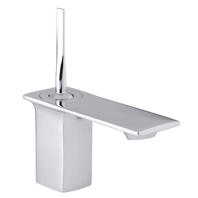 Stance Single-Hole Bathroom Faucet with Single Lever Handle - 14760-4