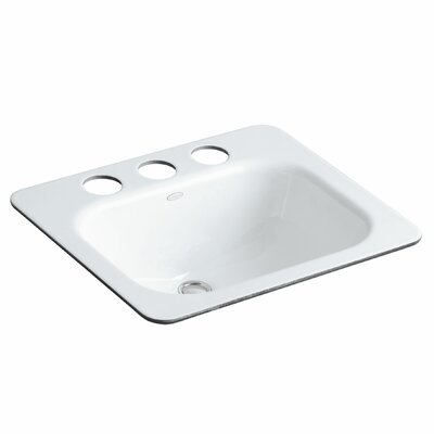 Tahoe Undercounter Lavatory with Oversized 4