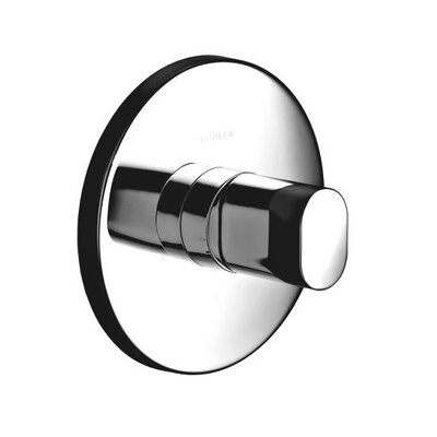 Kohler Oblo Thermostatic Valve Trim, Valve Not Included