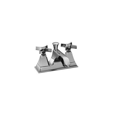 Kohler Memoirs Centerset Bathroom Faucet with Double Cross Handles