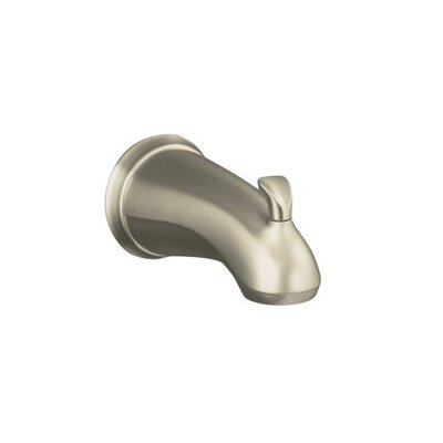 Kohler Forte Wall Mount Tub Spout with Sculpted Diverter