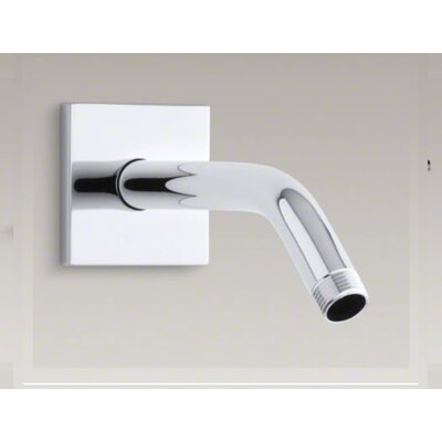 "Kohler Loure 7.5"" Showerarm and Flange"