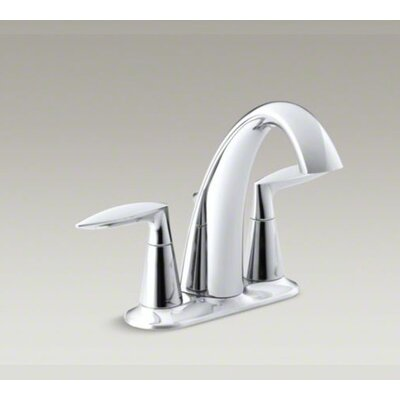 Alteo Centerset Bathroom Sink Faucet - K-45100-4-CP