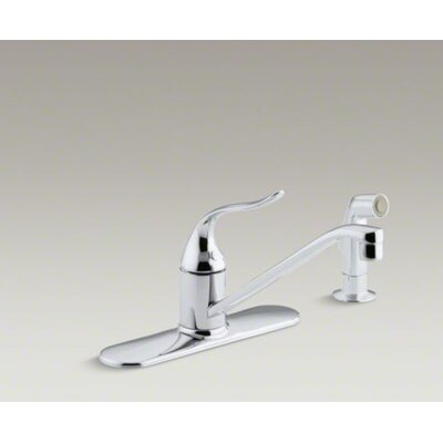 Coralais Single-Handle Kitchen Sink Faucet, 10