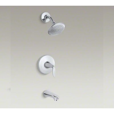 Kohler Refinia Bath and Shower Trim, Valve Not Included