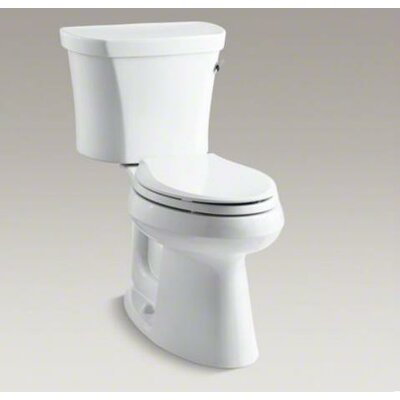 Kohler Highline Comfort 1.6 GPF Elongated 2 Piece Toilet