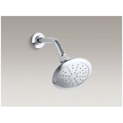Kohler Forte 2.0 GPM Single Function Showerhead with Katalyst Spray