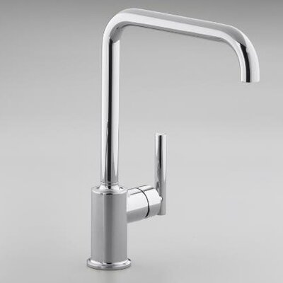 Purist Primary Swing Spout Kitchen Faucet Without Spray