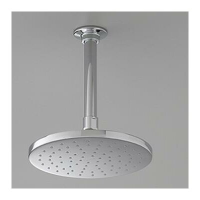 "Kohler Contemporary Round 8"" Rainhead with Katalyst Spray, 2.5 GPM"