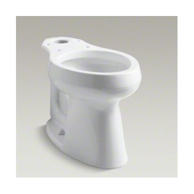 Kohler Highline Comfort Height Elongated Bowl, with Lugs