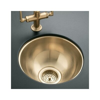 "Kohler Undertone 13.63"" x 13.63"" Undermount Bar Sink"