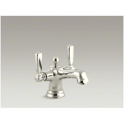 Kohler Faucets Bathroom on Kohler Bancroft Bathroom Faucet With Double Lever Handles   K 10579 4