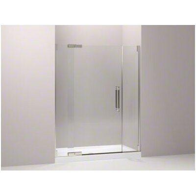 Kohler Pinstripe Frameless Pivot Shower Door