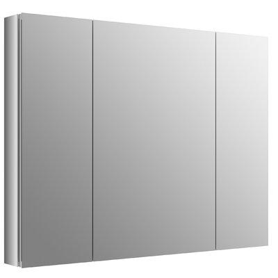 Kohler verdera 40 w x 30 h aluminum medicine cabinet for Kitchen cabinets 40 inches high