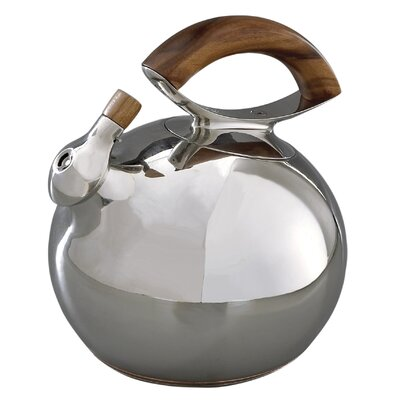 Nambe 1.47-qt. Bulbo Tea Kettle